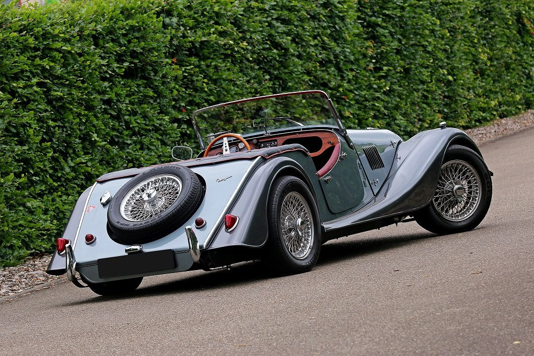 1965 - Morgan 4/4 Series V For Sale by Auction (picture 2 of 4)