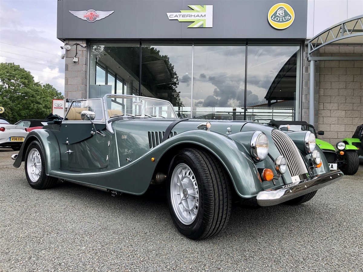 2019 Morgan Roadster 3.7 V6 110th Anniversary  (NEW CAR) For Sale (picture 1 of 6)