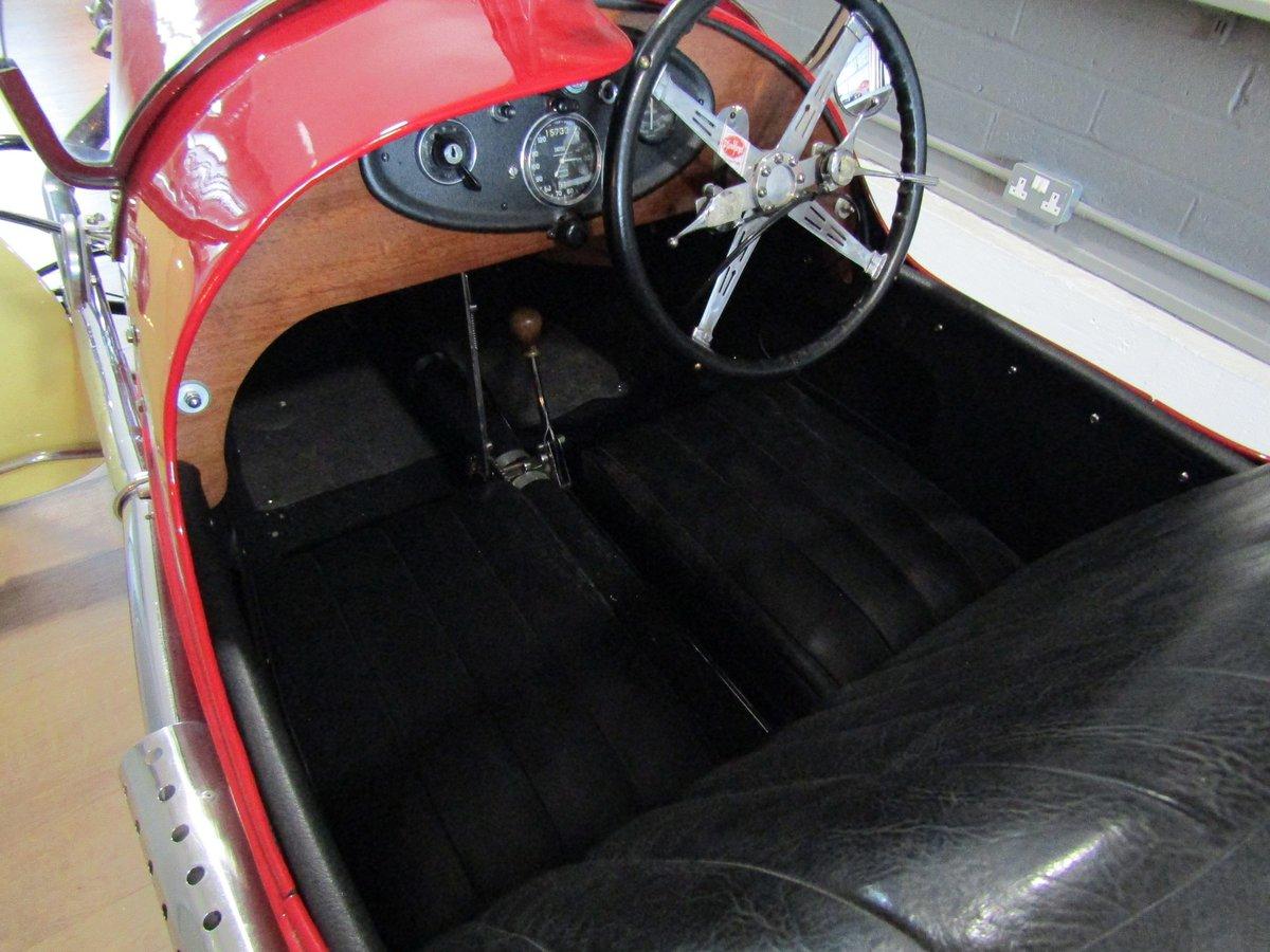 1937 Morgan Three Wheeler - Beetleback SOLD (picture 5 of 6)