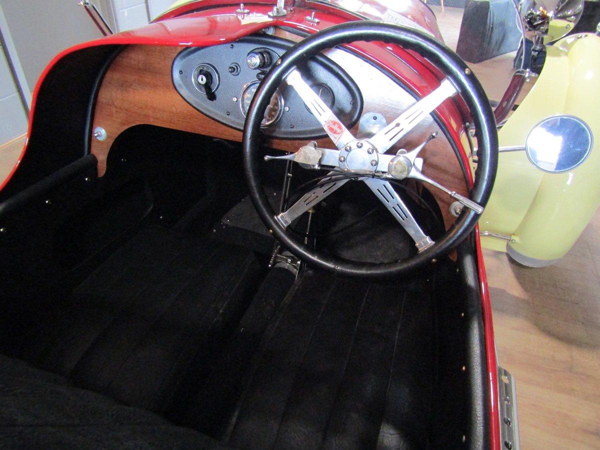 1937 Morgan Three Wheeler - Beetleback SOLD (picture 6 of 6)