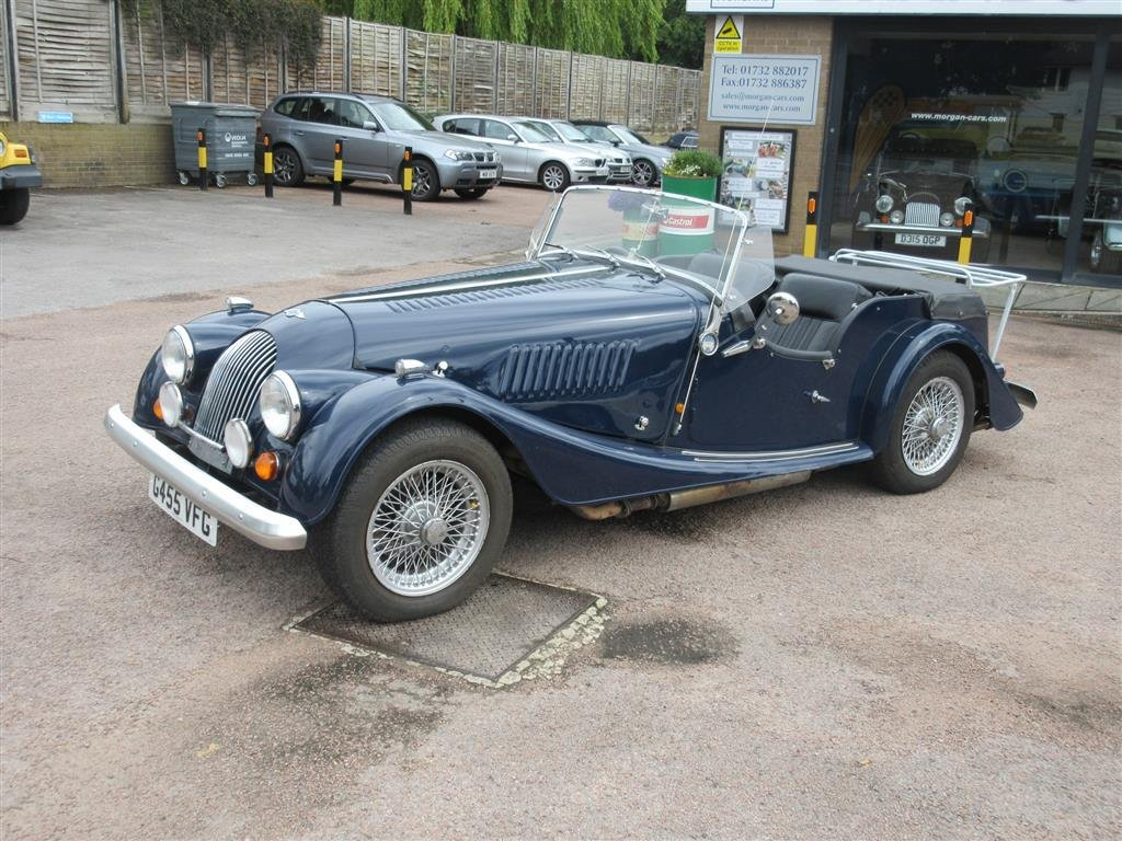 1990 Morgan 4/4 4 Seater For Sale (picture 1 of 6)