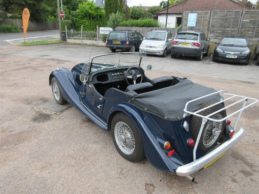 1990 Morgan 4/4 4 Seater For Sale (picture 2 of 6)