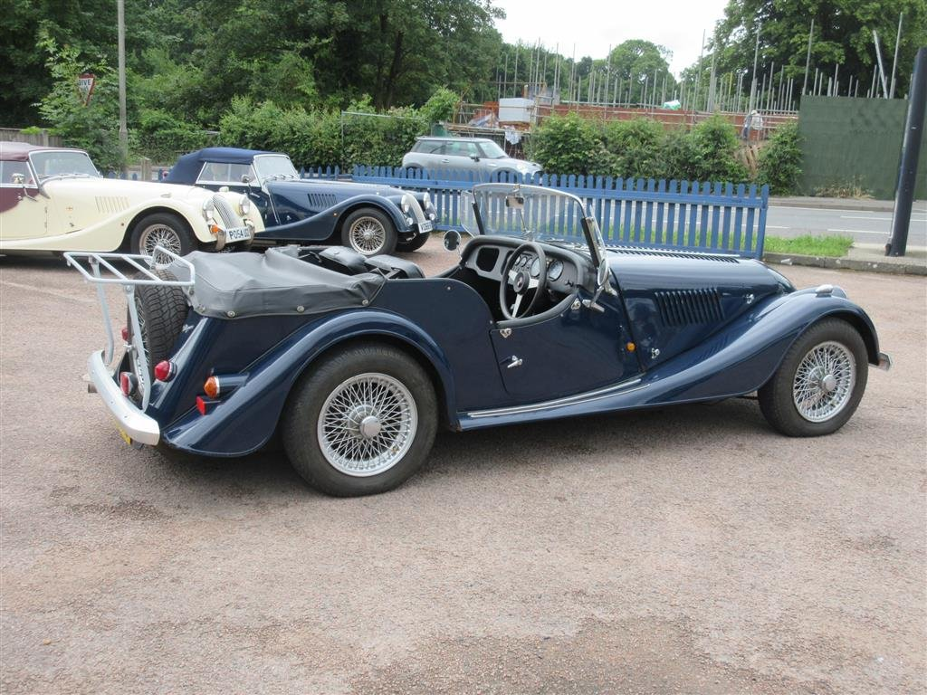 1990 Morgan 4/4 4 Seater For Sale (picture 3 of 6)