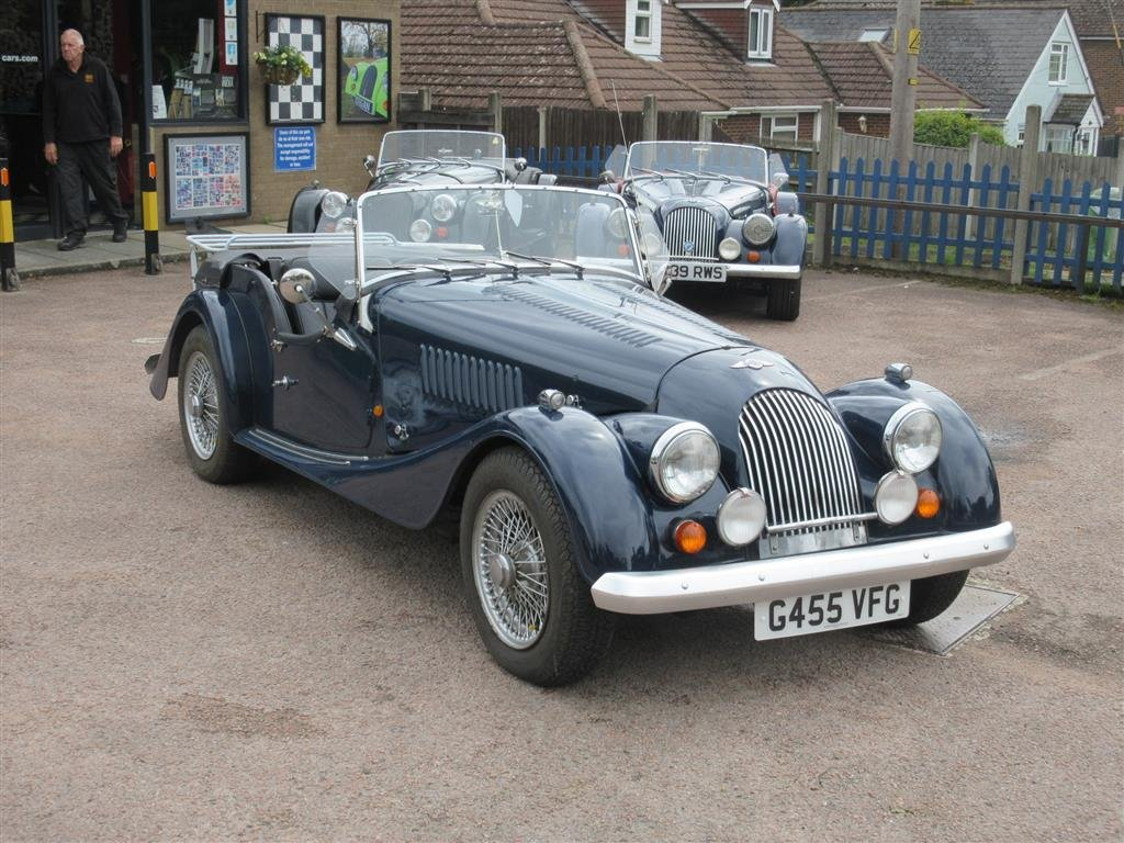 1990 Morgan 4/4 4 Seater For Sale (picture 4 of 6)