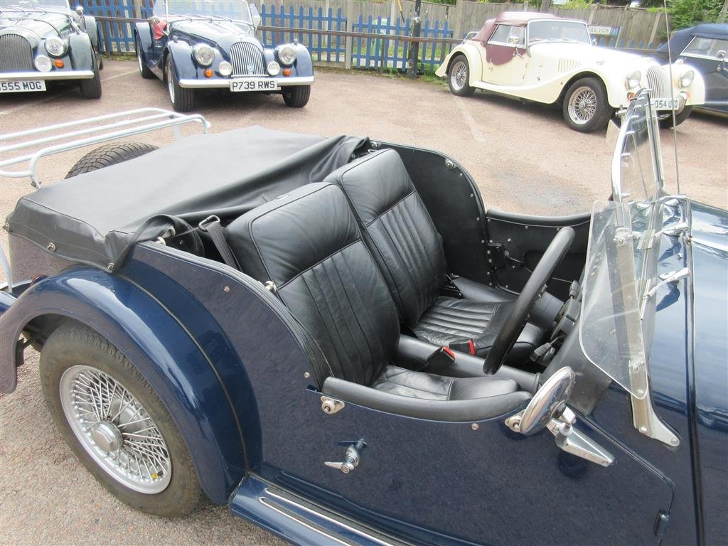 1990 Morgan 4/4 4 Seater For Sale (picture 5 of 6)