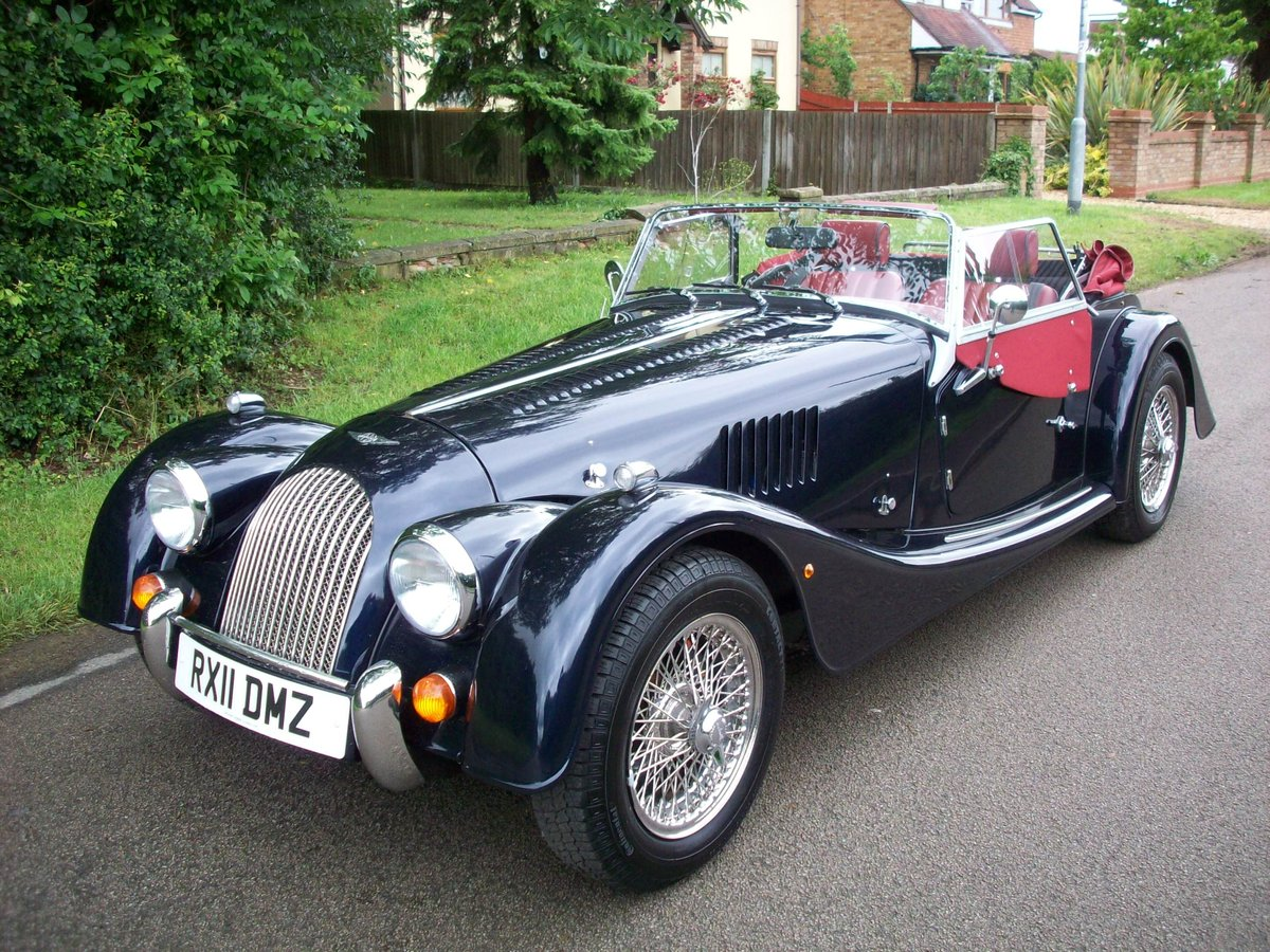 2011 Morgan 4/4 SOLD (picture 1 of 6)