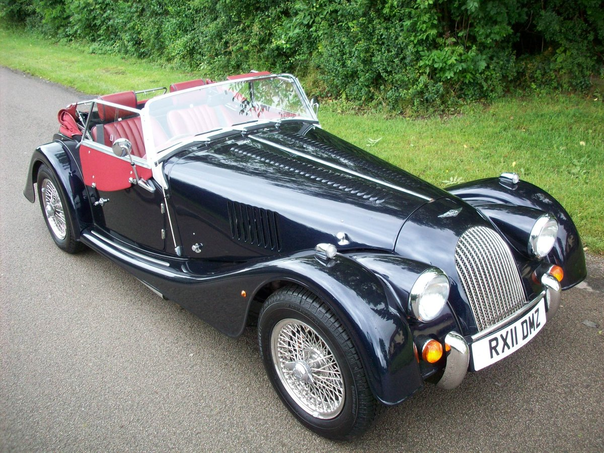 2011 Morgan 4/4 SOLD (picture 2 of 6)
