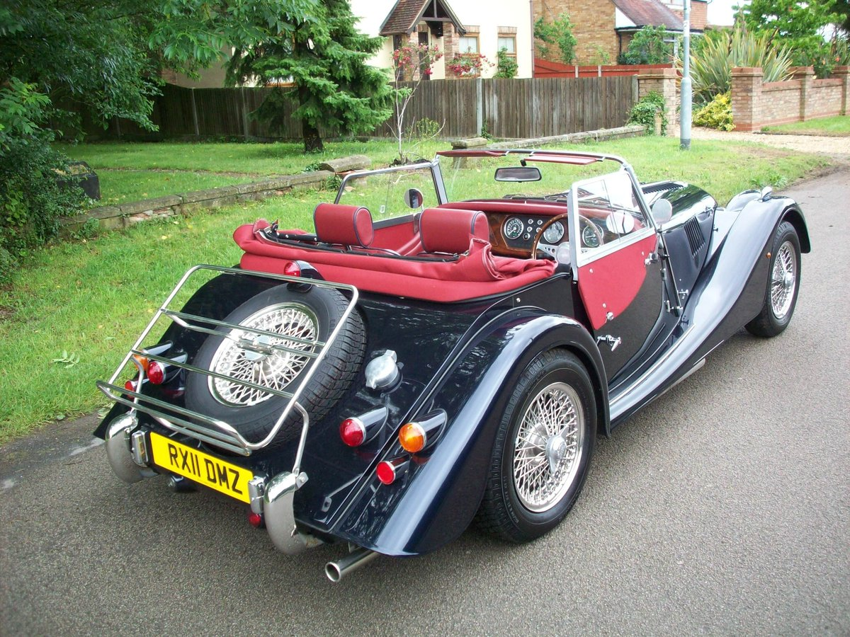 2011 Morgan 4/4 SOLD (picture 4 of 6)
