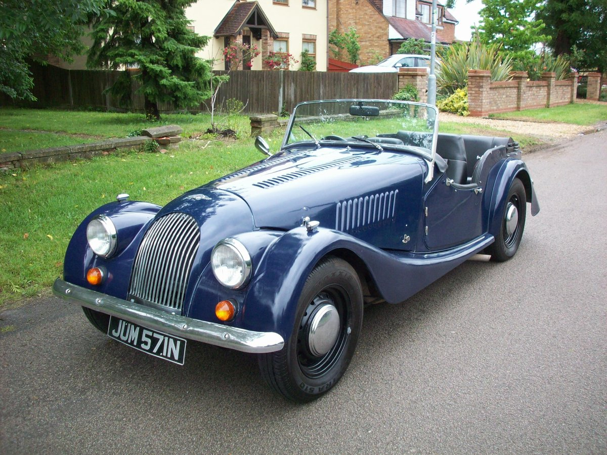 1975 Morgan 4/4 4-Seater For Sale (picture 1 of 6)