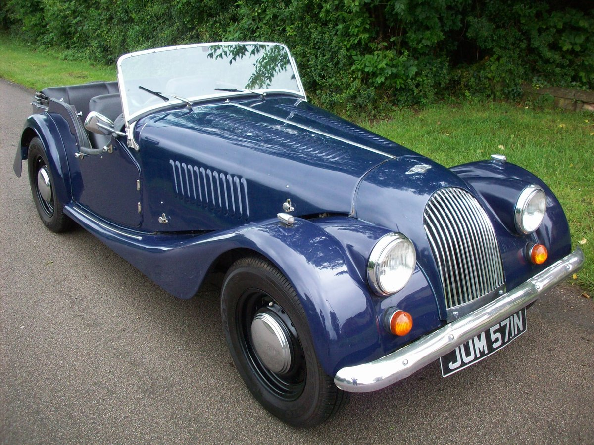 1975 Morgan 4/4 4-Seater For Sale (picture 2 of 6)