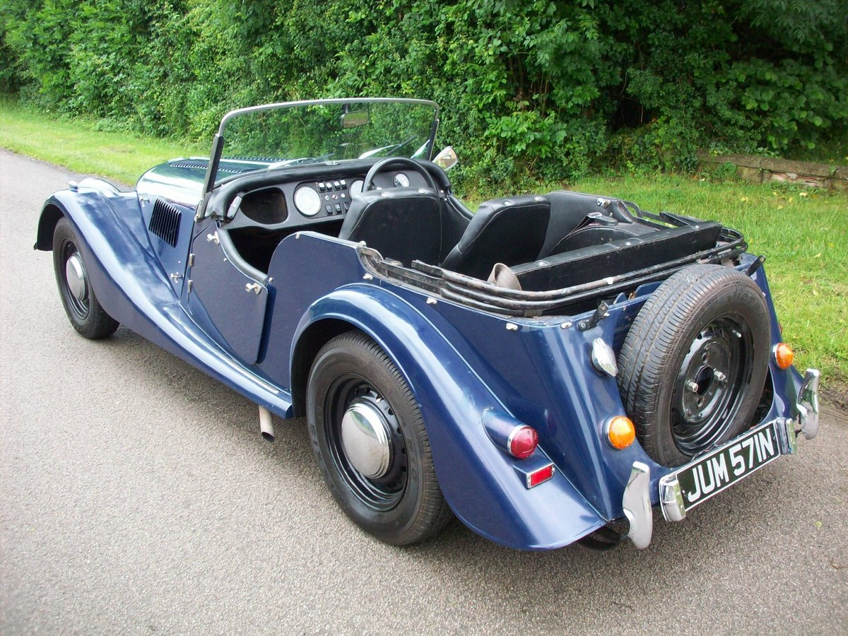 1975 Morgan 4/4 4-Seater For Sale (picture 3 of 6)