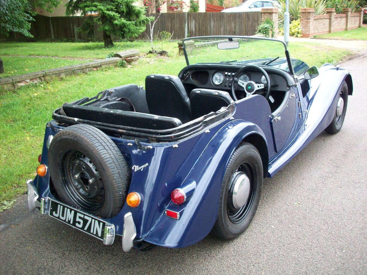 1975 Morgan 4/4 4-Seater For Sale (picture 4 of 6)