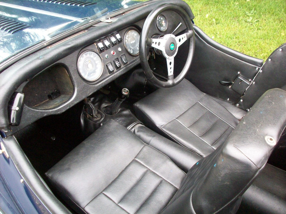 1975 Morgan 4/4 4-Seater For Sale (picture 5 of 6)