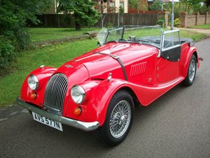 1975 Morgan 4/4 4-Seater