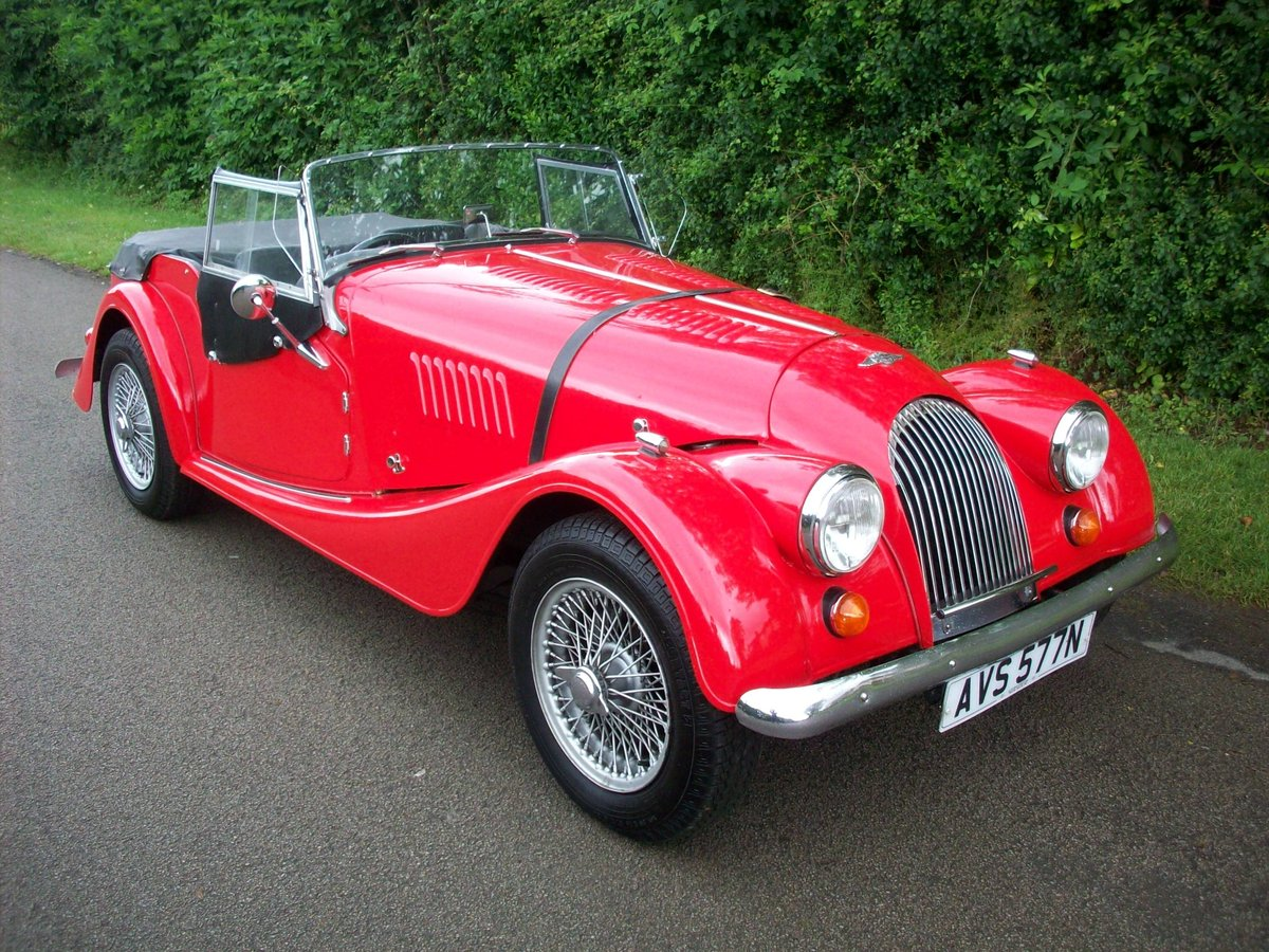 1975 Morgan 4/4 4-Seater SOLD (picture 2 of 6)