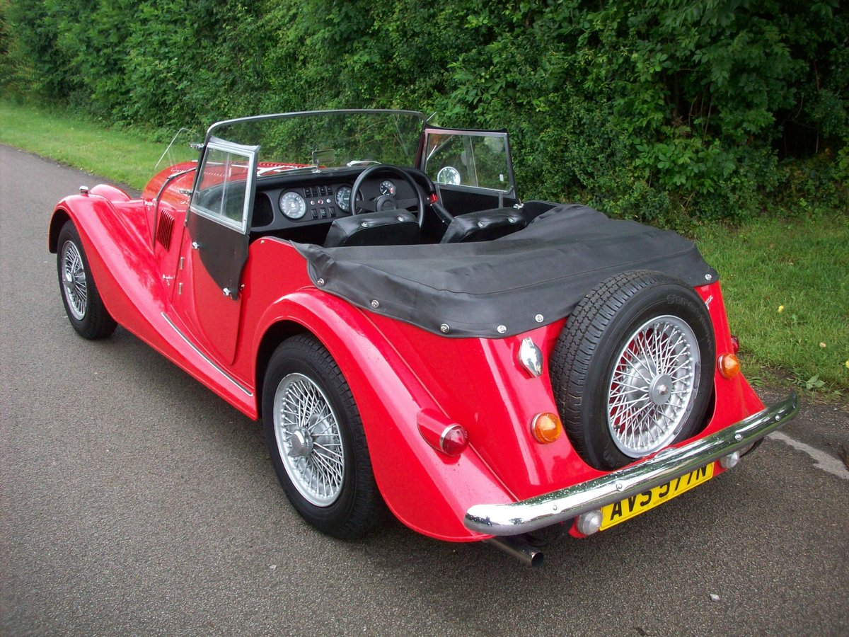 1975 Morgan 4/4 4-Seater SOLD (picture 3 of 6)