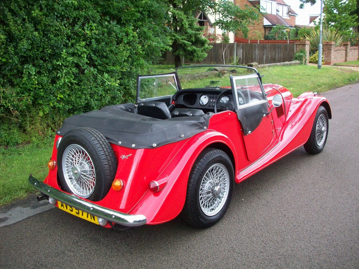 1975 Morgan 4/4 4-Seater SOLD (picture 4 of 6)