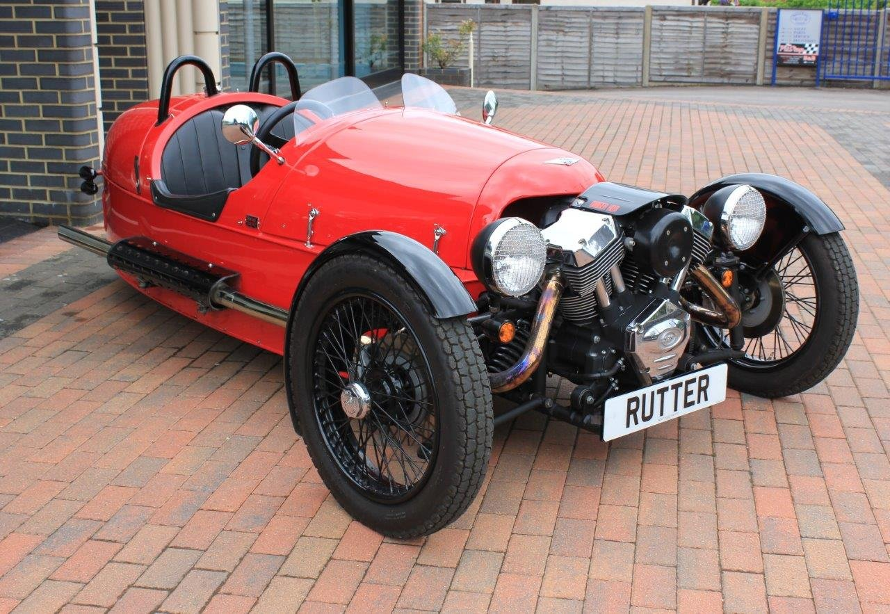 2017 Morgan 3 WHEELER - £37995 For Sale (picture 1 of 6)