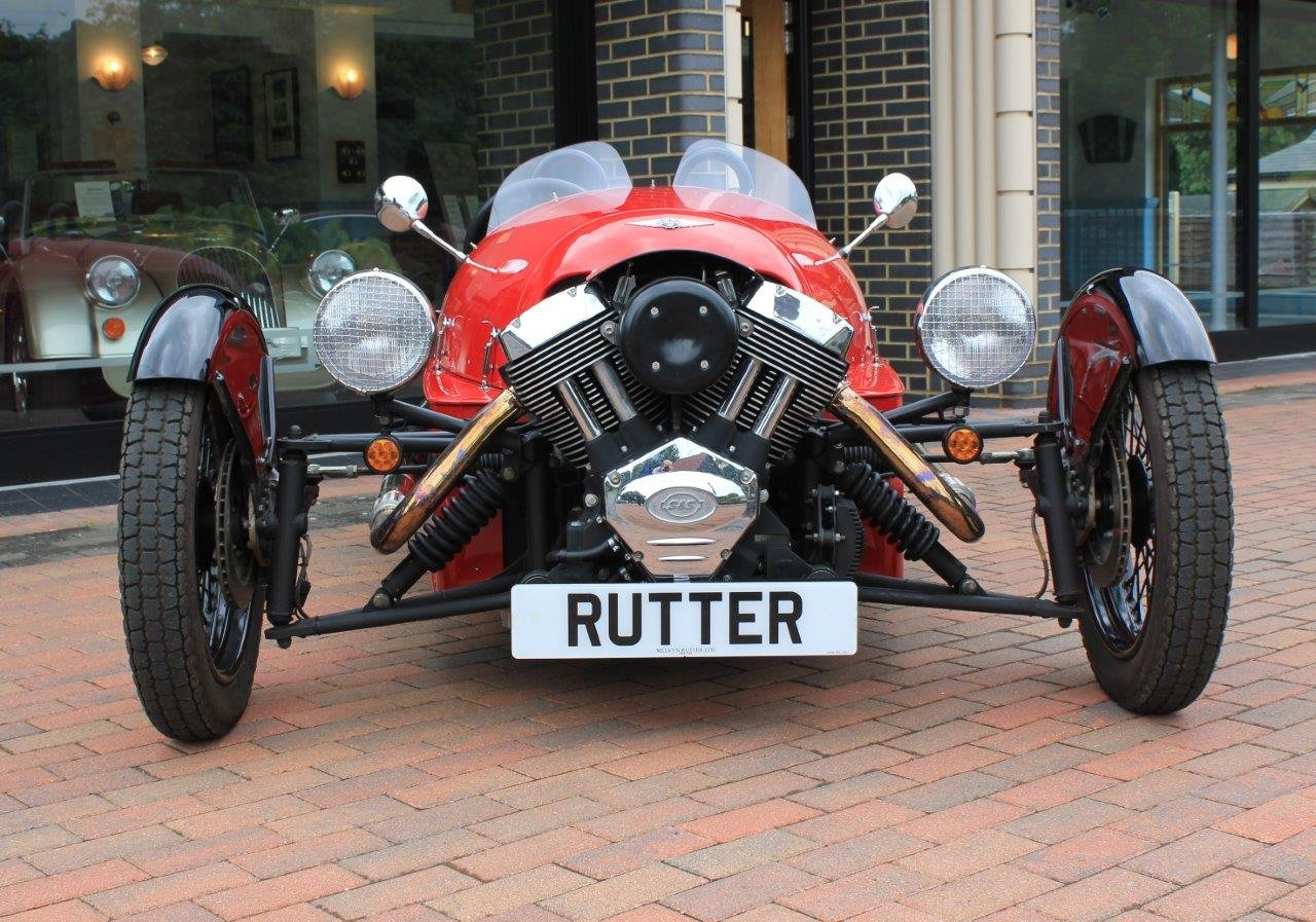 2017 Morgan 3 WHEELER - £37995 For Sale (picture 3 of 6)