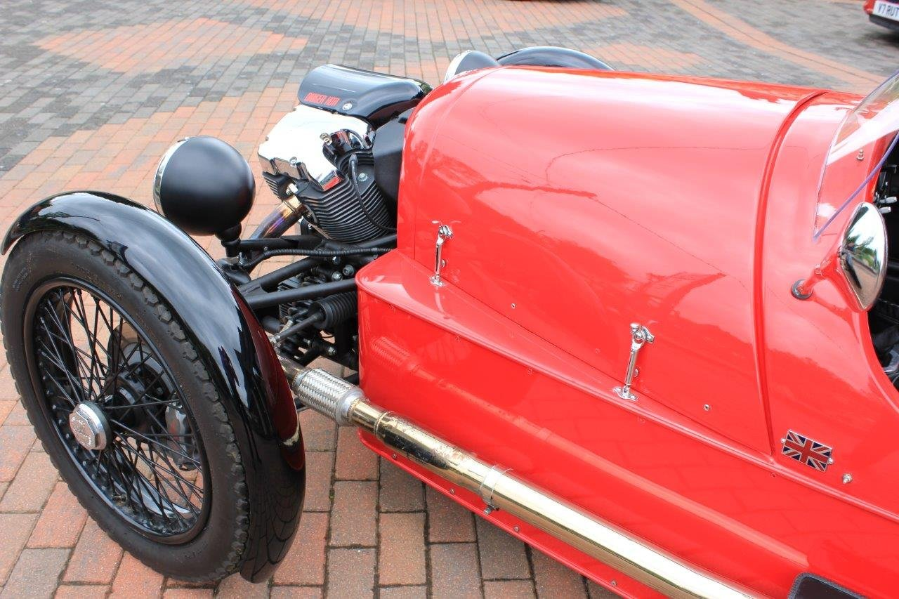 2017 Morgan 3 WHEELER - £37995 For Sale (picture 4 of 6)