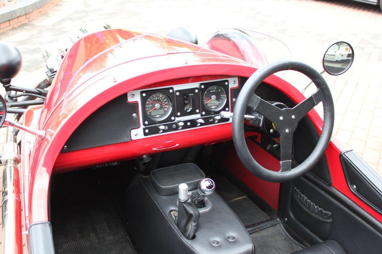2017 Morgan 3 WHEELER - £37995 For Sale (picture 5 of 6)