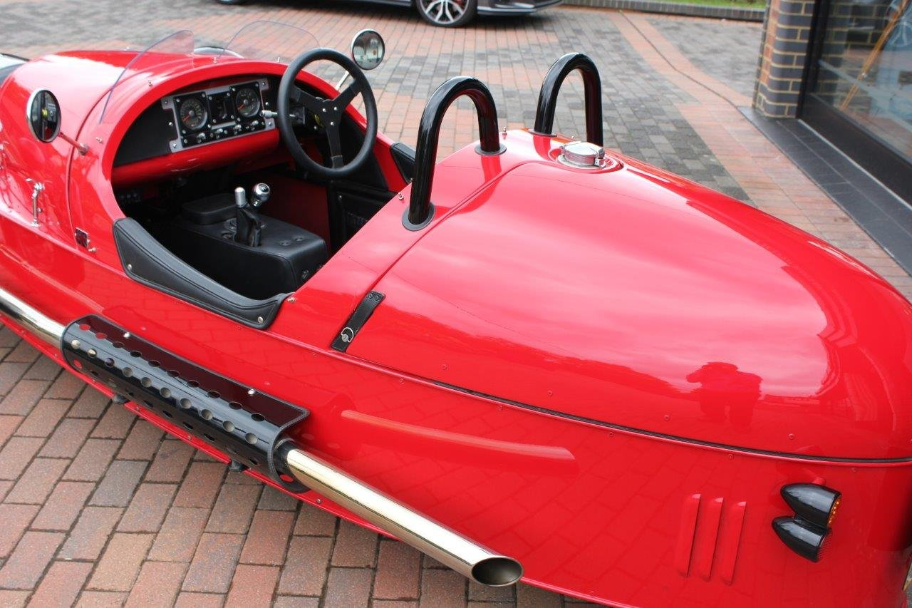2017 Morgan 3 WHEELER - £37995 For Sale (picture 6 of 6)