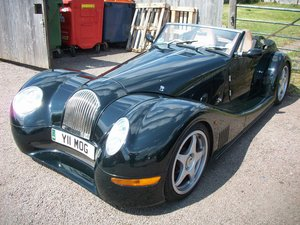 2002 Morgan Aero 8 Series 1