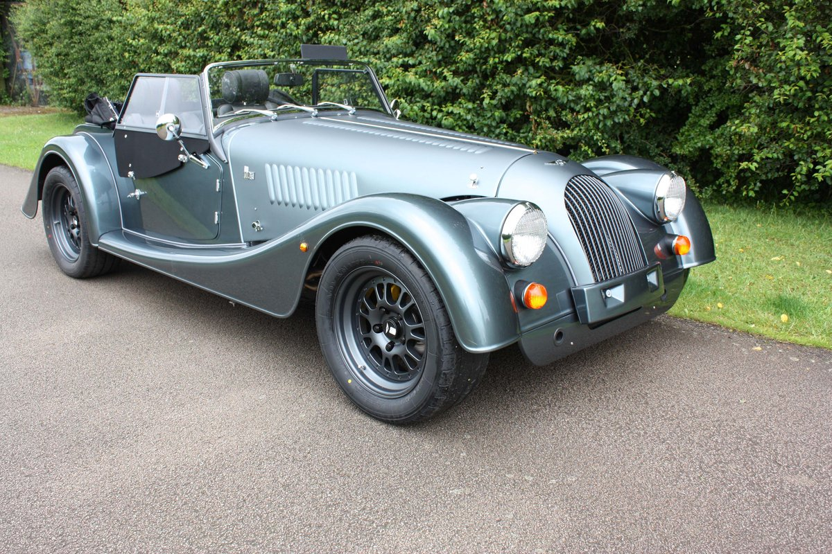 2019 Morgan Plus 4 Works Edition SOLD (picture 1 of 6)