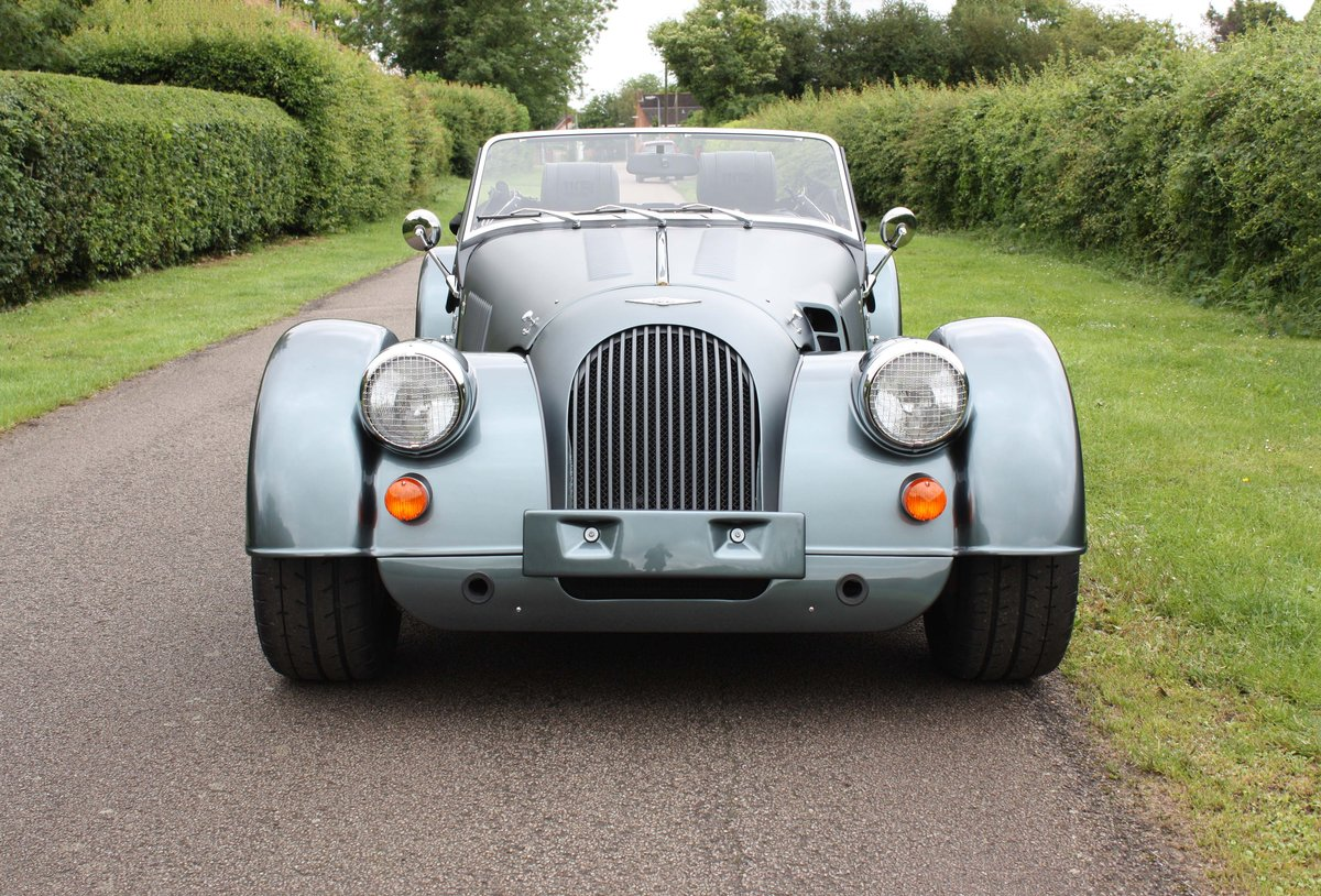2019 Morgan Plus 4 Works Edition SOLD (picture 2 of 6)