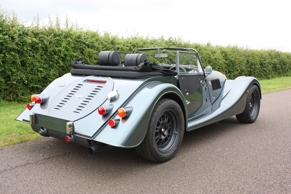 2019 Morgan Plus 4 Works Edition SOLD (picture 3 of 6)