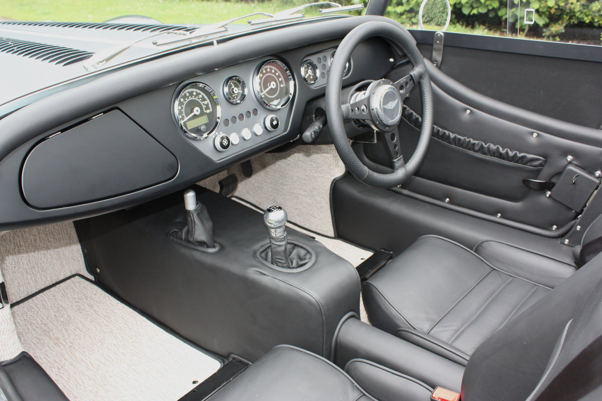 2019 Morgan Plus 4 Works Edition For Sale (picture 5 of 6)