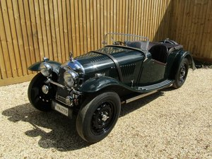 1936 Moirgan 4/4 Series 1 - Flat Rad For Sale
