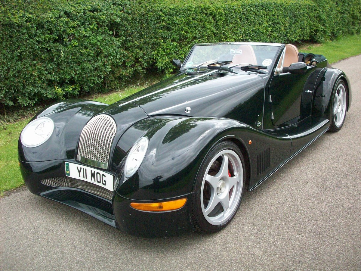 2002 Morgan Aero 8 Series 1 For Sale (picture 1 of 6)