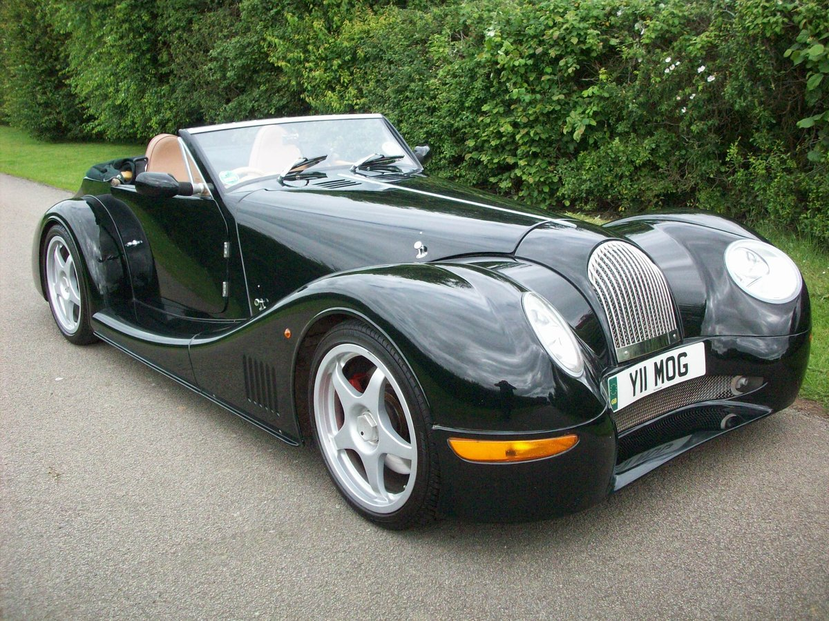 2002 Morgan Aero 8 Series 1 For Sale (picture 2 of 6)
