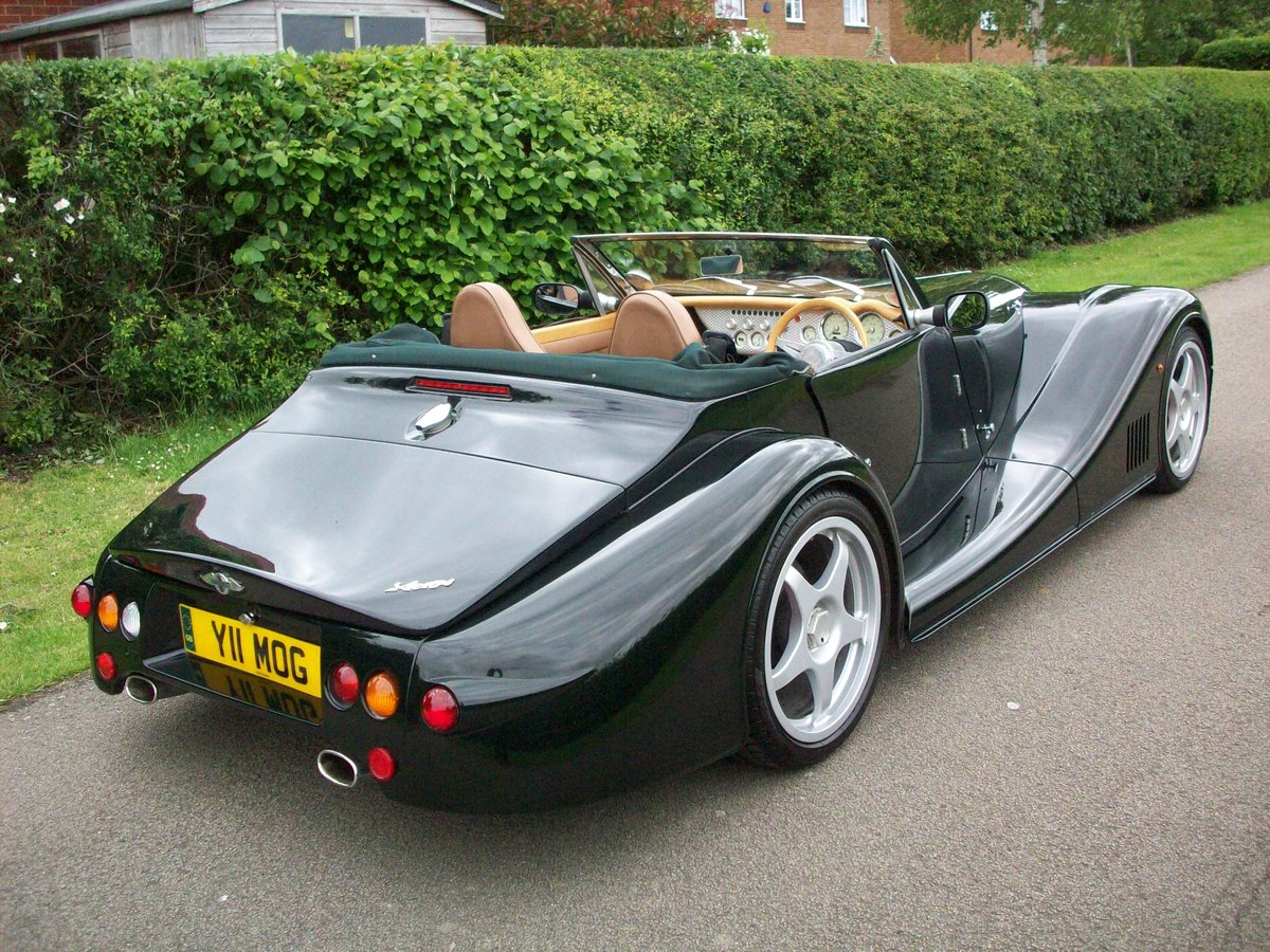 2002 Morgan Aero 8 Series 1 For Sale (picture 4 of 6)