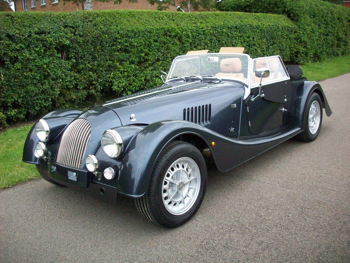 2019 Unregistered Morgan Roadster 110 Edition SOLD (picture 1 of 6)