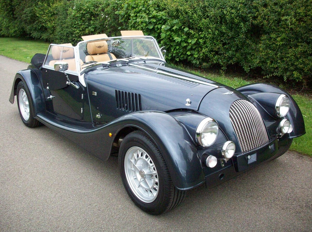 2019 Unregistered Morgan Roadster 110 Edition SOLD (picture 2 of 6)