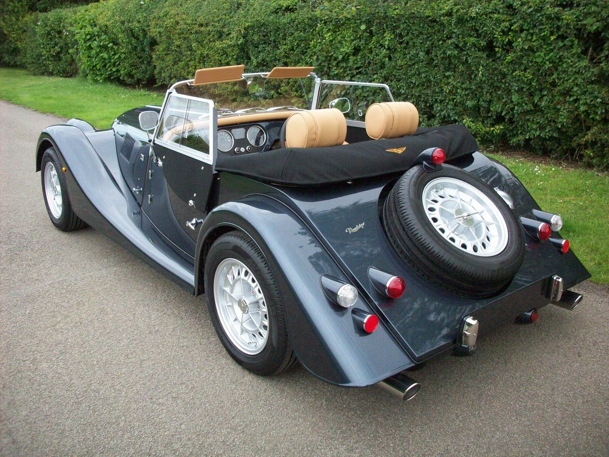 2019 Unregistered Morgan Roadster 110 Edition SOLD (picture 3 of 6)