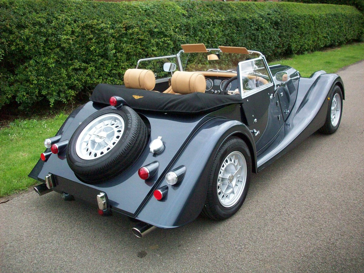 2019 Unregistered Morgan Roadster 110 Edition SOLD (picture 4 of 6)