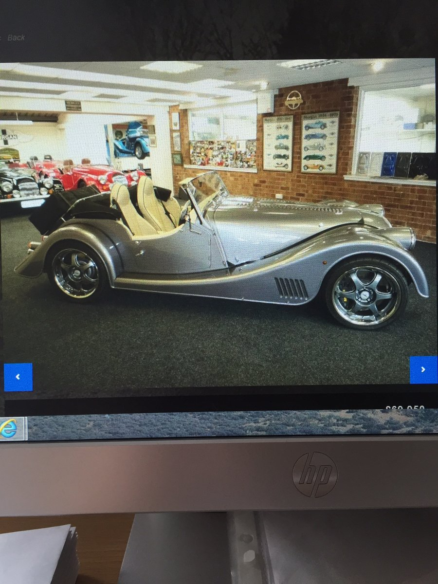 2013 Morgan plus 8 For Sale (picture 6 of 6)