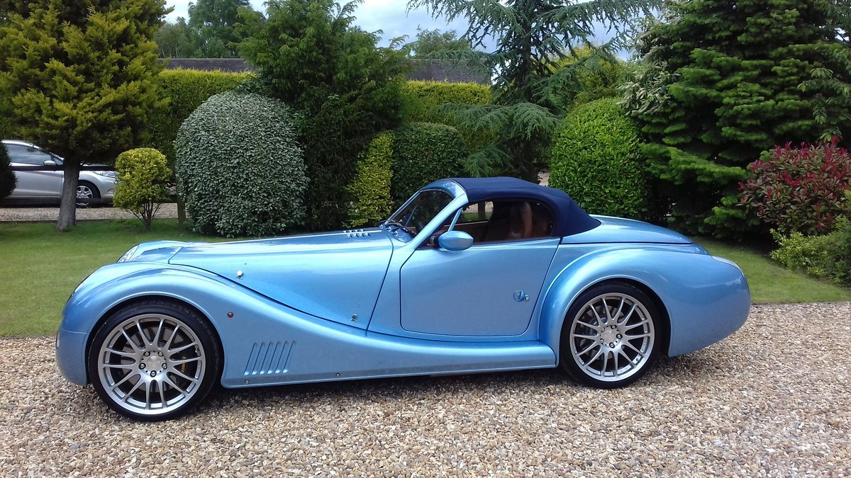 Morgan Aero 8 S5 (2016) For Sale (picture 1 of 6)