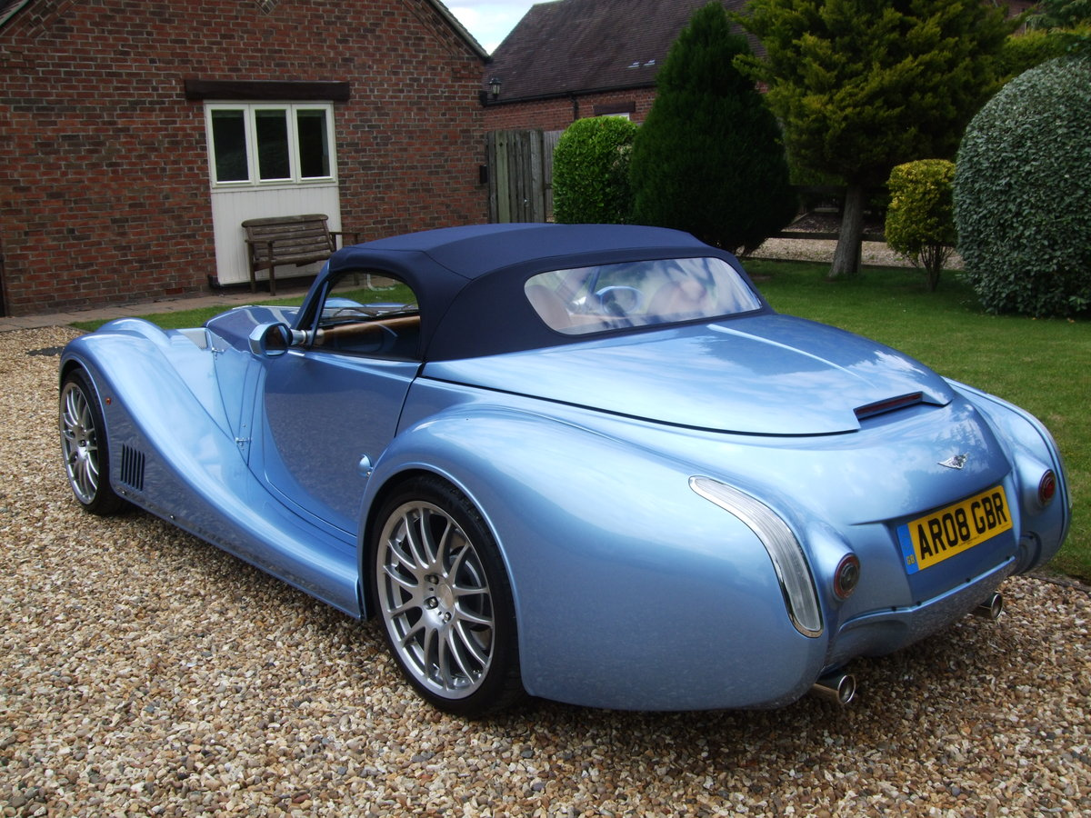 Morgan Aero 8 S5 (2016) For Sale (picture 2 of 6)