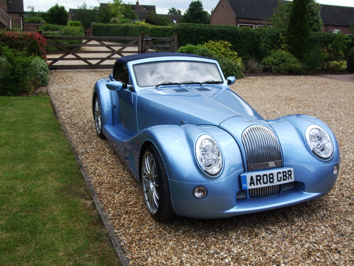 Morgan Aero 8 S5 (2016) For Sale (picture 4 of 6)