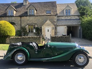 1953 53 Morgan Flat Rad Plus 4 - 4 seater For Sale