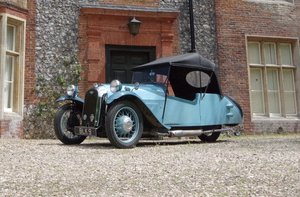 1934 Morgan F2 For sale at EAMA Classic and Retro 20/7 For Sale by Auction