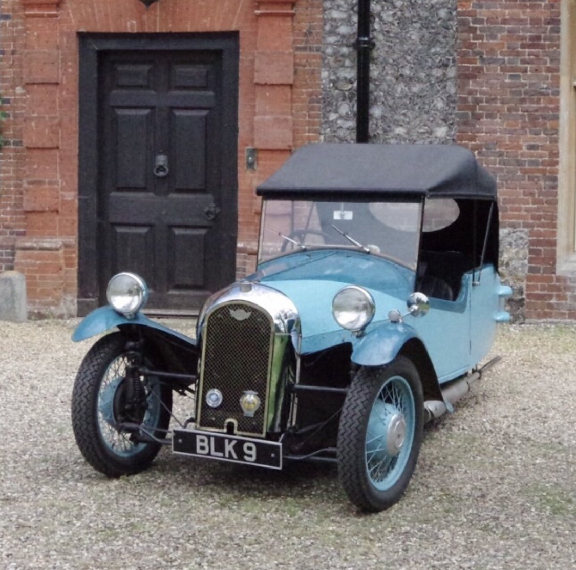 1934 Morgan F2 For sale at EAMA Classic and Retro 20/7 For Sale by Auction (picture 2 of 2)