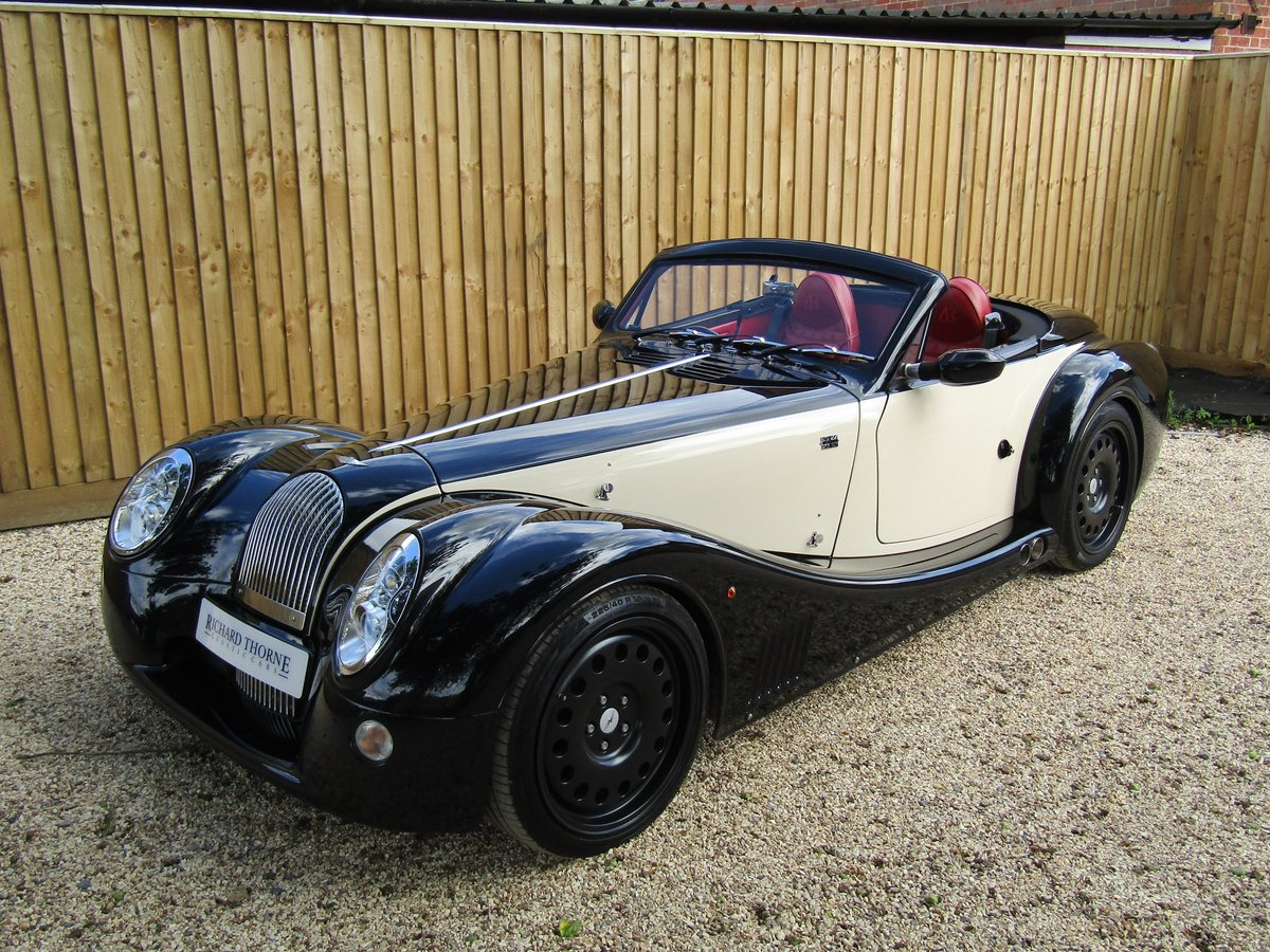 2016 Morgan Aero-8 (series 5) Automatic For Sale (picture 1 of 6)