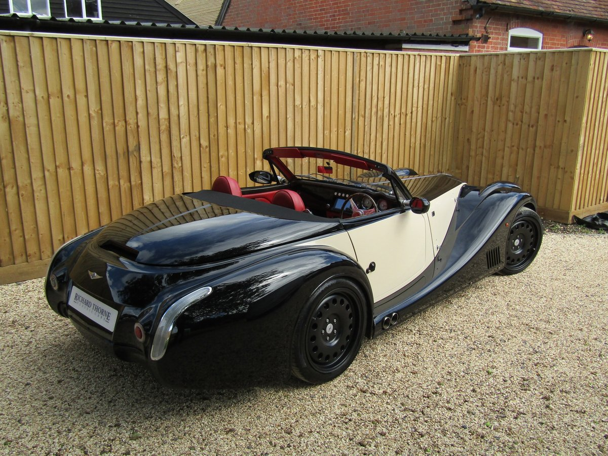 2016 Morgan Aero-8 (series 5) Automatic For Sale (picture 2 of 6)