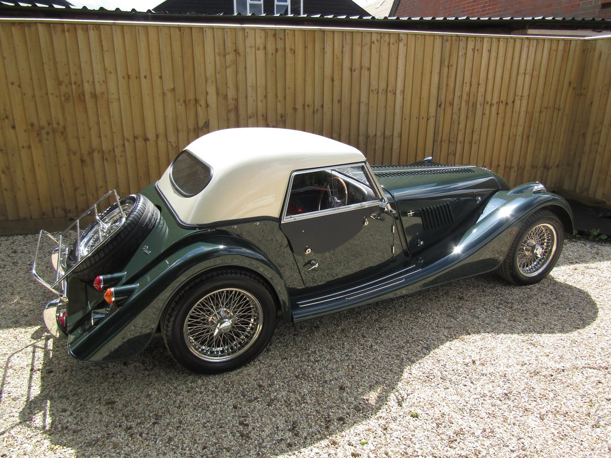 2002 Morgan Plus-8 LM62 #38/80 SOLD (picture 2 of 6)