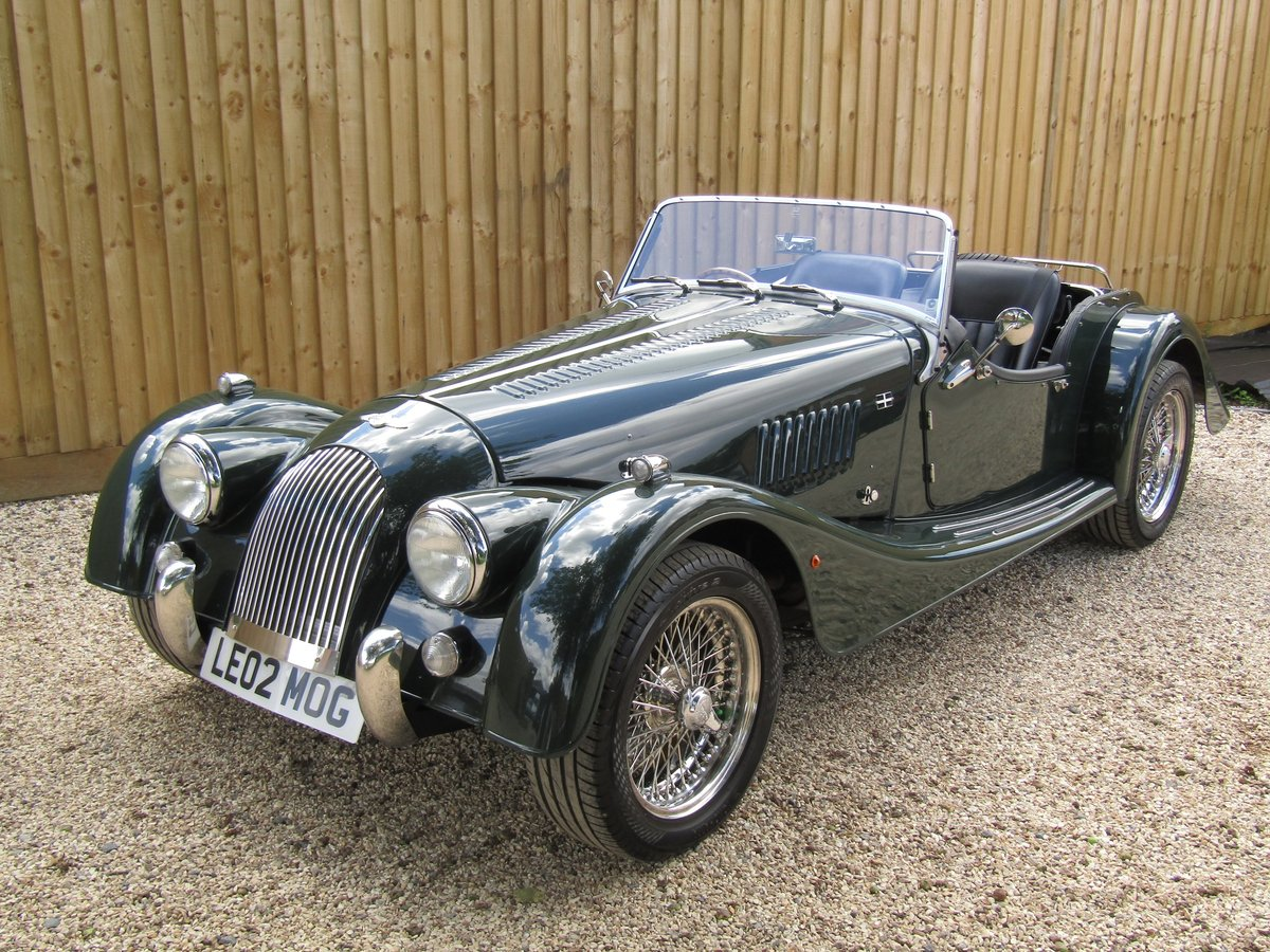 2002 Morgan Plus-8 LM62 #38/80 SOLD (picture 3 of 6)